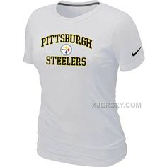 http://www.xjersey.com/pittsburgh-steelers-womens-heart-soul-white-tshirt.html Only$26.00 PITTSBURGH STEELERS WOMEN'S HEART & SOUL WHITE T-SHIRT Free Shipping!
