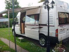 Campervan Conversions Guide:: DIY Self Build Camper Van Conversion Ford Transit