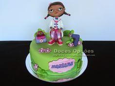 Doces Opções: A Doutora Brinquedos no 7º Aniversário da Mariana