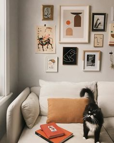 The Relaxed Beige-Tinted Apartment of Audrey Rivet