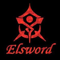My Life Game, Elsword Online, Character Symbols, Fictional World, Symbol Design, Awesome Anime, Anime Style, Fan Art, Red Stuff