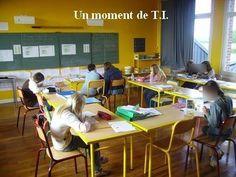 Le TI (pédagogie Freinet)