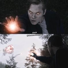 """Jack is one of the coolest things to happen in Supernatural! 