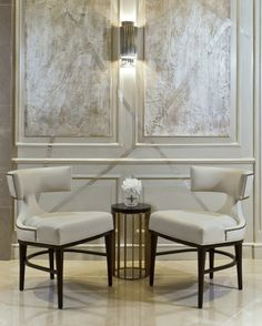Inspiring and Sophisticated Chairs at Maison et Objet that will give you a lot of ideas for your next interior design project! Classic Interior, Home Interior, Interior Architecture, Interior Decorating, Modern Interior, Luxury Interior, Design Furniture, Chair Design, My Living Room