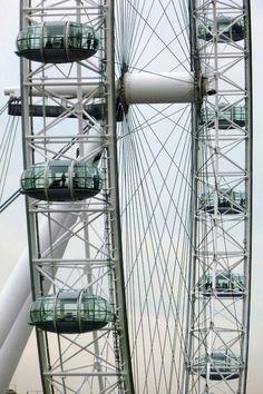 The London Eye...England