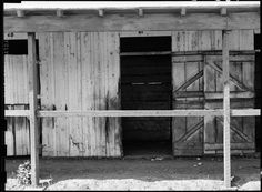 San Bruno, California. A near- view of a horse stall left from days when what is now Tanforan Assembly center, was the famous Tanforan Race Track. Most of these stalls have been converted into family living quarters for evacuated Japanese.