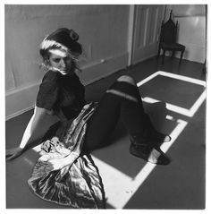 Francesca woodman A hair reference for witches
