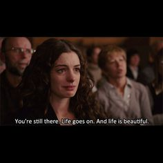 New party member! Tags: life anne hathaway love and other drugs life goes on life is beautiful Quote Movie, Movie Love Quotes, Movie Tv, Drug Quotes, Funny Quotes, Tv Quotes, Funny Gifs, Life Quotes, Diana