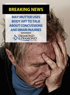 May Mutter uses body art to talk about concussions and brain injuries Toronto Star, Personal Injury Lawyer, Brain Injury, Current News, New Books, It Hurts