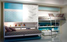 Soluciones para departamentos y espacios pequeños y modernos...