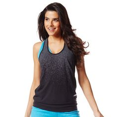 So Shaded Bubble Top | Save 10% on Zumba® wear on zumba.com. Click to shop with 10% discount http://www.zumba.com/en-US/store/US/affiliate?affil=10sale