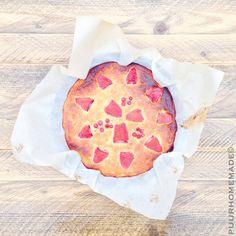 Het blijft een succes recept, wat echt velen lusten. Mijn moestuin-buurvrouwen lusten vast ook morgen een stukje van de Clafoutis aardbei-rode bes.