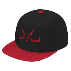 Super Saiyan Majin Vegeta Symbol Snapback - PF00186SB – TC International
