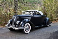 1935 Ford Roadster Westergard