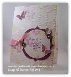 Stampin Up Bloomin Marvelous stamp set