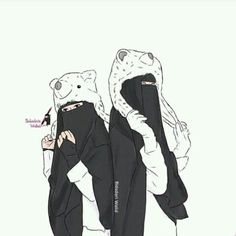 Pin by Maryam Cania on muslimah Pinterest Niqab, Muslim and Muslim women Arab Girls Hijab, Girl Hijab, Muslim Girls, Islamic Girl Pic, Islamic Art, Beautiful Muslim Women, Beautiful Hijab, Cartoon Girl Images, Girl Cartoon