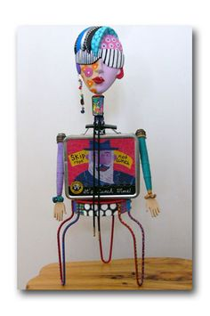 She's Pimpin' It! by Keri Joy Colestock | Xanadu Gallery | Contemporary Fine Art | Scottsdale, AZ