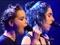 PJHarvey & Bjork. (I Can't Get No) Satisfaction. 1994.