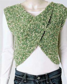 Brei hierdie oulike jakkie met 'n swaai Shrug Pattern, Free Pattern, Knitting Patterns, Crochet Patterns, Shrug Cardigan, Barbie Dress, Crochet Clothes, Knit Crochet, My Style