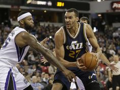"""Is Rudy Gobert the NBA's best center? = """"To be honest, right now, I think it's me,"""" Rudy Gobert said to ESPN's Tim MacMahon when asked who the best center in the NBA is. From a player like Gobert — who has...."""