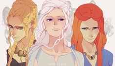 royalty by visxnya