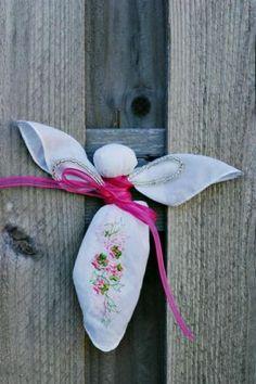 handkerchief angels - JUNKMARKET Style