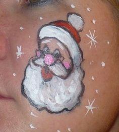Santa by Mary Ann