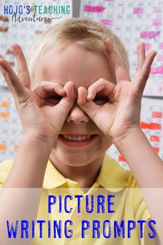 There are times where you're short on writing time, but you can still make the most of your writing block with these funny picture writing prompts! Picture Writing Prompts, Writing Ideas, Year 2, Upper Elementary, Literacy Centers, Special Education, Writers, Middle School, Funny Pictures