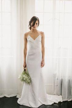 Alexandra Grecco - Evette Slip Gown