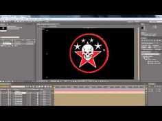How To Make A 3D Coin Logo, AE
