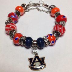 Auburn University Bracelet - $25