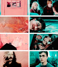 """I've had enough, I've seen enough, I want out, I want it to end, I don't care anymore!"" -Harry Potter"
