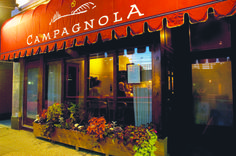 "Casual Italian gets a serious upgrade at this Evanston gem where the authentic fare features first-rate, fresh ingredients straightforwardly and thoughtfully prepared; pleasant servers work the comfortable"" rustic environs, which along with reasonable prices help make it a neighborhood go-to."