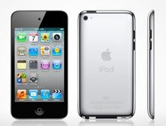 my new Ipod Touch 4