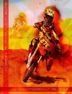 resume art for a motocross star jerry pinterest motocross