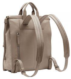 Liebeskind Lederrucksack JIBackpaM taupe Kama Herschel, Bucket Bag, Taupe, Bags, Products, Sachets, Beige, Handbags, Bag