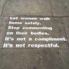 Let women.
