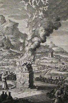 150. Elijah reproving Ahab. 1 Kings cap 18 v 18. Sedlezky