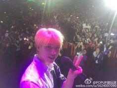 150822 #인피니트 Woohyun - POP-UP Party in Guangzhou
