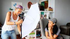 How To: Basic Set up for Filming YouTube Videos | Shameless Maya