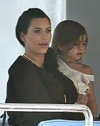 Kardashians vacation in Greece