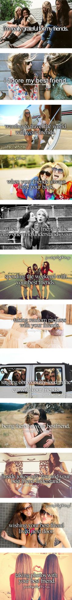 I love my friends! I mostly do all of these things.. lol <3 @Aylin Avila Juarez @Thania Hermosillo @Sesthleng Garcia @Josselyne Jurado @Aubrianna Campbell