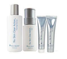 ¿Tienes Problemas de Acné, Granos y cicatrices antiguas de un acné juvenil? CLEAR ACTION SYSTEM® Es tu solución