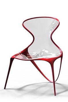 Mahdi Naim – Elegant Doudou Chair
