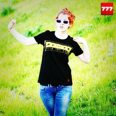 #777 #tshirt #vintage #amp #marantz #hifi http://sklep.galeria777.pl/pl/p/T-AMP-LADY/143 https://www.facebook.com/Tshirt777