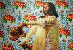 by the Artist Kehinde Wiley