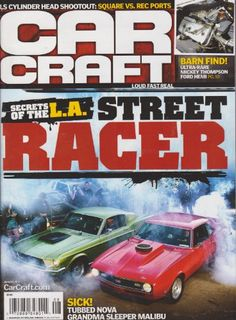 Car Craft Magazine (August 2012) « Library User Group