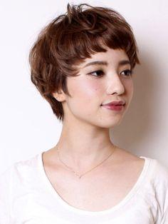 Short Hair Cuts, Short Hair Styles, Pixie Haircut, Pear Shaped, Girly, Hairstyles, Hair, Bob Styles, Pixie Buzz Cut