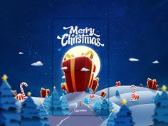 christmas poster merry christmas by g - weihnachten
