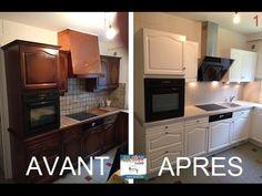 Une cuisine rénovée : du beau avec de l\'ancien | Idées pour la ...